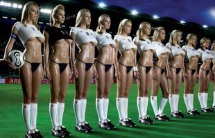 фото сексуальных футболисток