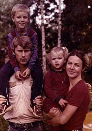 олег блохин семья фото жена